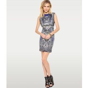 CLOVER CANYON S Russian Enamel Sheath Dress $264